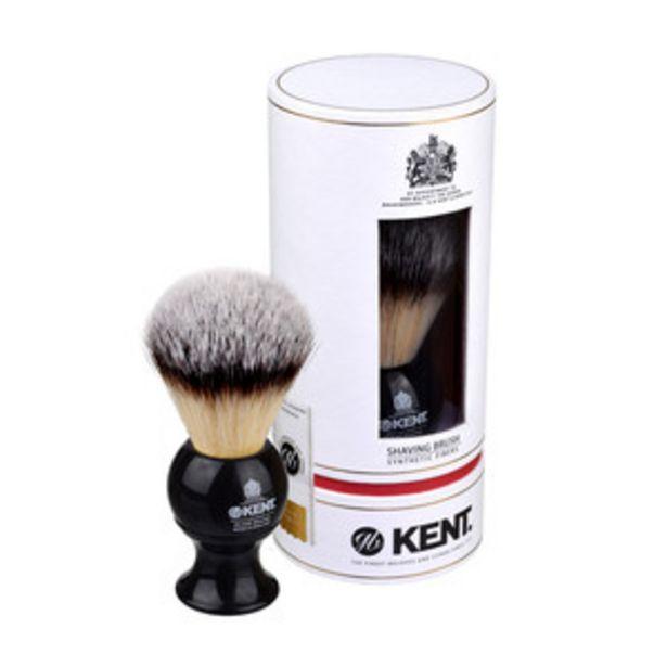 Оферта на KENT Четка за бръснене BLK8S - черна Medium Synthetic за 79,9 лв.