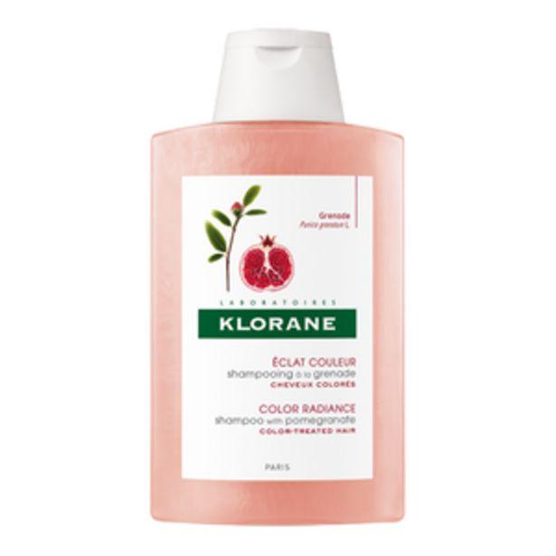 Оферта на KLORANE Шампоан за боядисана коса с нар 200ml за 13,99 лв.