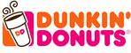 Лого на Dunkin Donuts
